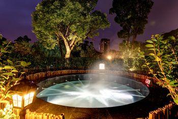【掌起】达蓬山温泉-美团