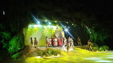 【中心广场】桂林山水间-美团