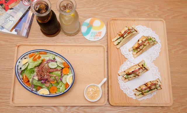 :长沙今日团购:【听说轻食西餐】双人套餐,提供免费WiFi