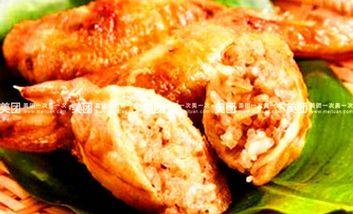 【博兴等】北京爆烤鸭烤猪蹄鸡翅包饭-美团