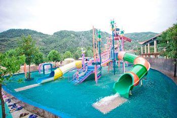 【驻马店森林公园】旺美水上乐园季卡(儿童票)-美团