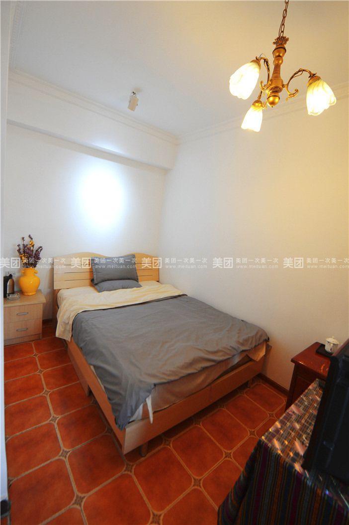 单身公寓单间设计图展示