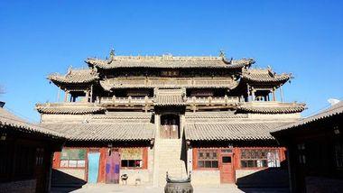 【蔚县】蔚州古城6景点联票(成人票)-美团