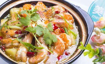 【广州】李记虾蟹煲-美团