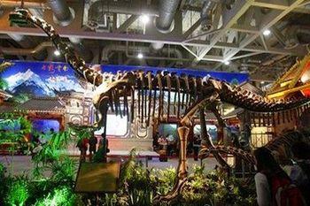 【其它】星海广场游船+圣亚恐龙传奇门票(成人票)-美团