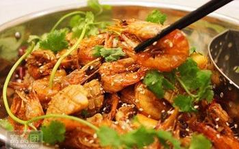 【南京】虾巢香辣虾-美团