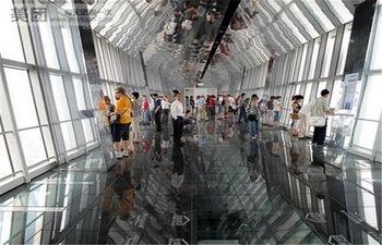【陆家嘴】上海环球金融中心观光厅94+97+100层门票(成人票)-美团