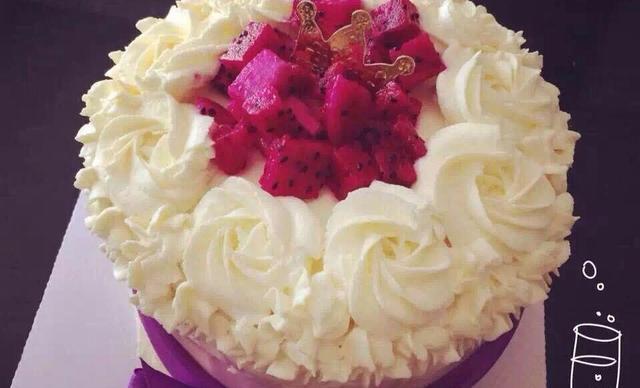 :长沙今日团购:【cafe8】6寸裸蛋糕1个,约6英寸,圆形