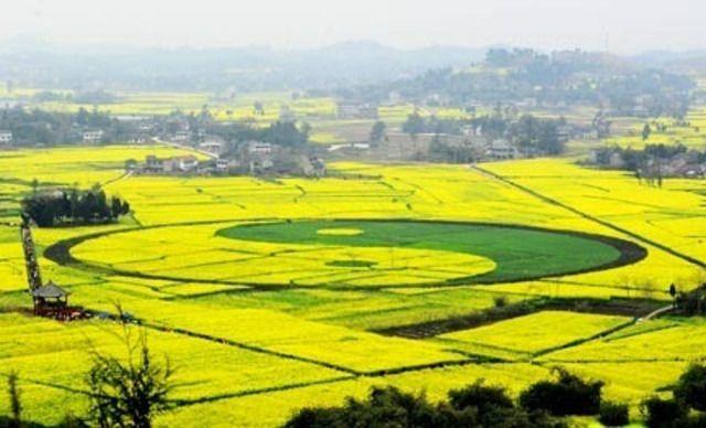 潼南风景区图片