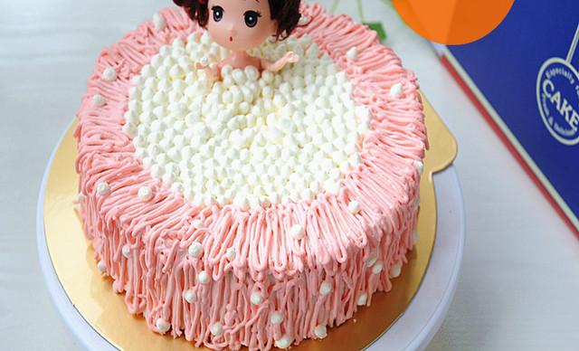 :长沙今日团购:【熊孩子蛋糕店】蛋糕19选1,约8英寸,免费配送!