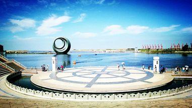 【长春出发】鲅鱼圈浴场、山海广场、东方威尼斯水城等3日跟团游*梦幻浴场,温泉养生-美团