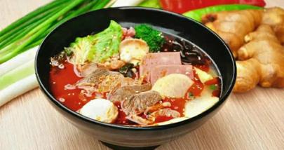 【宝丰等】冒三鲜冒菜-美团