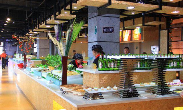 【长风西街】唐玉音乐自助餐厅工作日午餐,提供免费WiFi