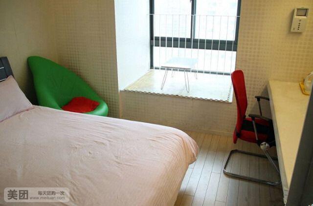 雅居酒店公寓(新街口城开国际店)预订/团购