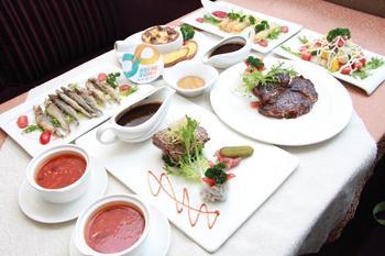 【西安】彼得堡西餐厅-美团