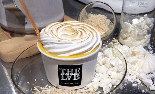 :长沙今日团购:【THE LAB墨尔本分子冰淇淋】10元代金券1张,全场通用,可叠加使用