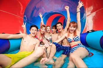 【其它】广州长隆水上乐园+长隆野生动物世界特定日成人票-美团