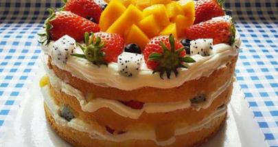 【曹县等】黑森林蛋糕-美团