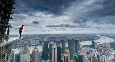 【陆家嘴】上海金茂大厦88层观光厅门票+金茂云中漫步(上午10:15场次)成人票-美团
