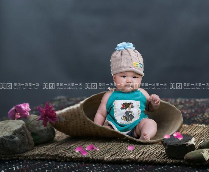 【德州1+1韩国儿童摄影团购】1+1韩国儿童摄影3d主题