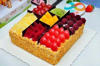 【西安】佳美蛋糕-美团