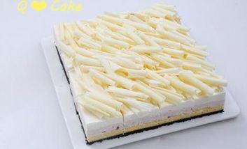 【上海】Q心蛋糕-美团