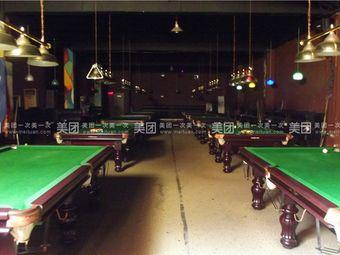 美式酒吧台球俱乐部