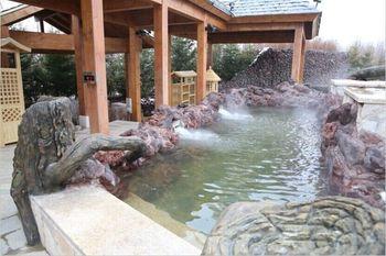 【长白山】汉拿山温泉度假会所-美团