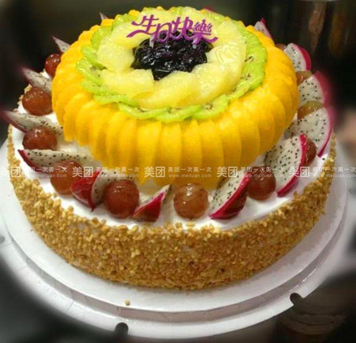 (双层)欧式蛋糕