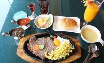 【郑州等】豪爽来中西餐厅-美团