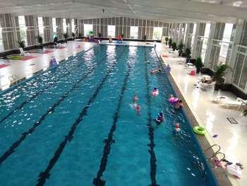 【双台镇】清华池温泉游泳门票-美团