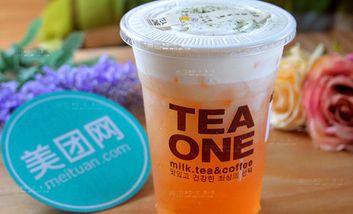 【广州】壹茶TEA ONE-美团