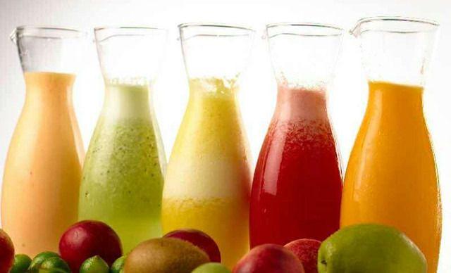 鲜榨果汁8选1,尽享精致美味