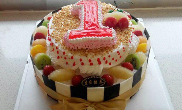 十二寸蛋糕图案