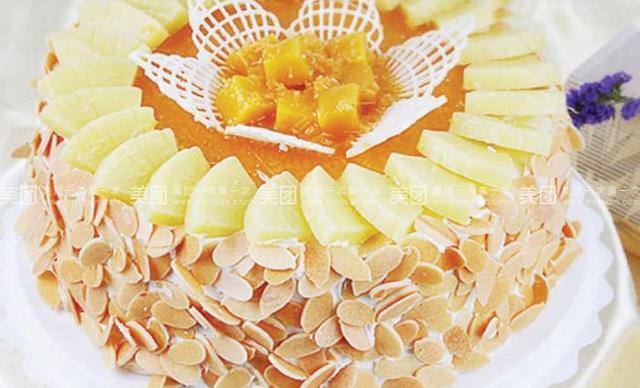 慕蓝卡·柏莉罗烘培坊蛋糕,仅售88元!价值128元的蛋糕8选1,约8英寸,圆形。