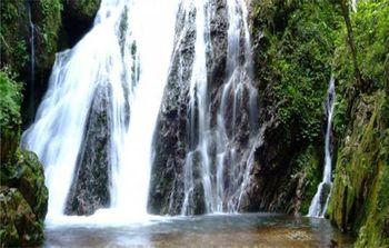 【灵川县】龙门瀑布景区-美团