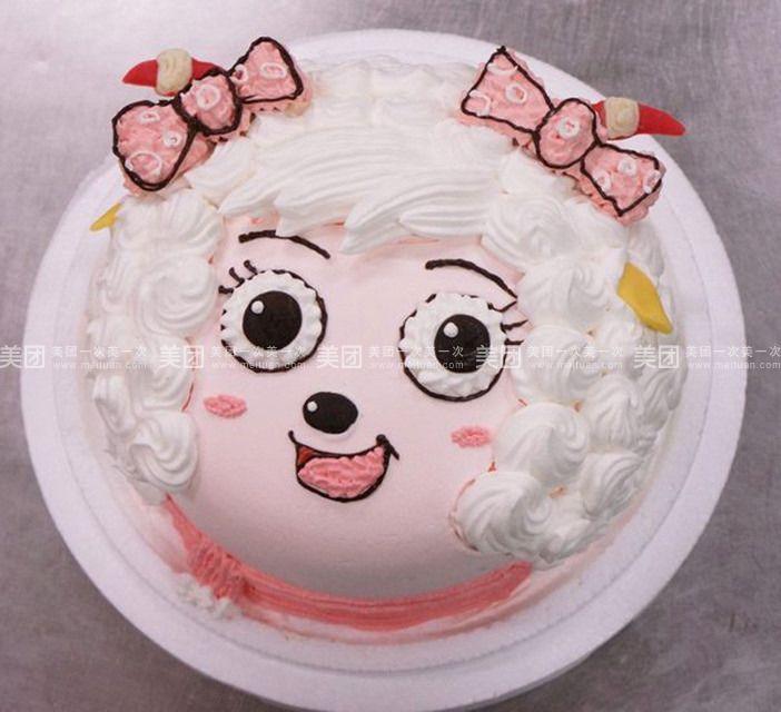 味滋园饼店    多啦a梦蛋糕   大白蛋糕   彩虹蛋糕1   美羊羊蛋糕