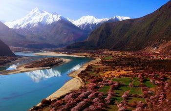 【拉萨出发】雅鲁藏布大峡谷、拉姆拉错、羊卓雍措等纯玩4日跟团游*送骑马 纯玩一价全包-美团
