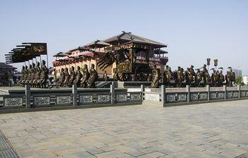 【南阳出发】中国汉城·汉宫景区纯玩1日跟团游*纯玩-美团