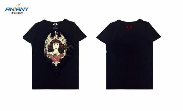 【超蝙 女T恤 MLfs0022F 正版授权】轻奢超蝙女T恤 MLfs0022F 正版授权