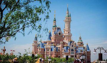 【杭州出发】上海迪士尼度假区纯玩2日跟团游高星酒店*开启梦幻之旅-美团
