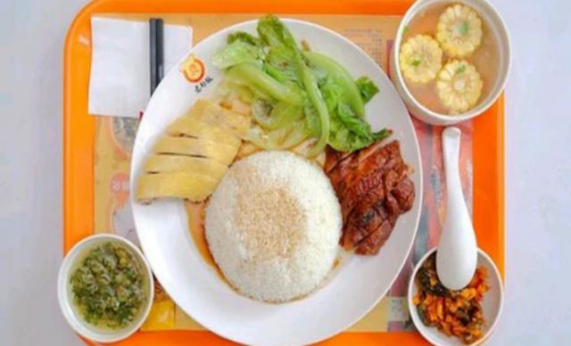 :长沙今日钱柜娱乐官网:【老鹅饭】烧鸭拼白切鸡1份,提供免费WiFi