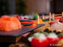 深圳东海朗廷酒店秀•Silk自助餐厅