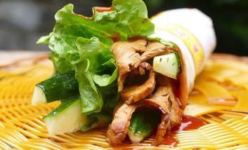 【西塘等】老北京卤肉卷-美团