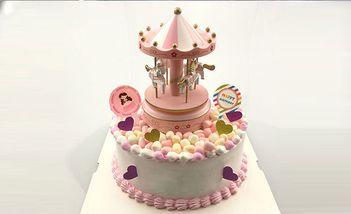 【呼和浩特】洛可可生日蛋糕坊-美团