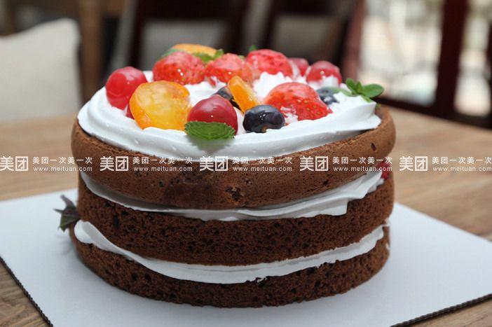 【旺旺蛋糕团购】旺旺蛋糕清爽夏日裸蛋糕团购优惠券