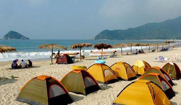 【深圳出发】西冲沙滩纯玩2日跟团游*在海边放飞年轻的梦想-美团