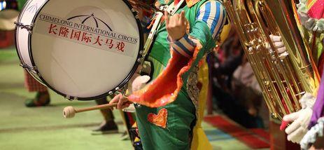 【番禺区】广州长隆国际大马戏-美团