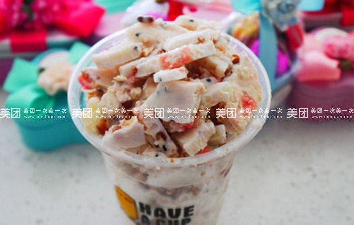 【北京cq炒酸奶团购】cq炒酸奶小吃团购|图片|价格