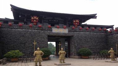 【上海出发】三国城、水浒城纯玩1日跟团游*含牛肉面/无锡馄饨-美团